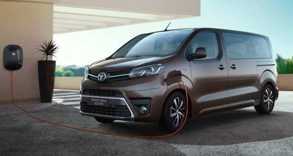 Nuovo PROACE VERSO Electric – Toyota Professional