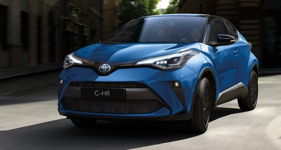 C-HR 2.0l Hybrid Dynamic Force®