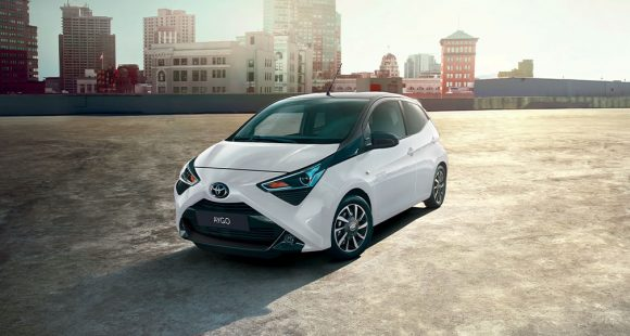 Aygo Connect