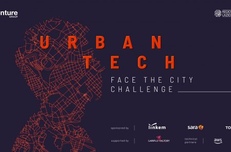 Toyota sponsor ufficiale di urban tech: face the city challenge