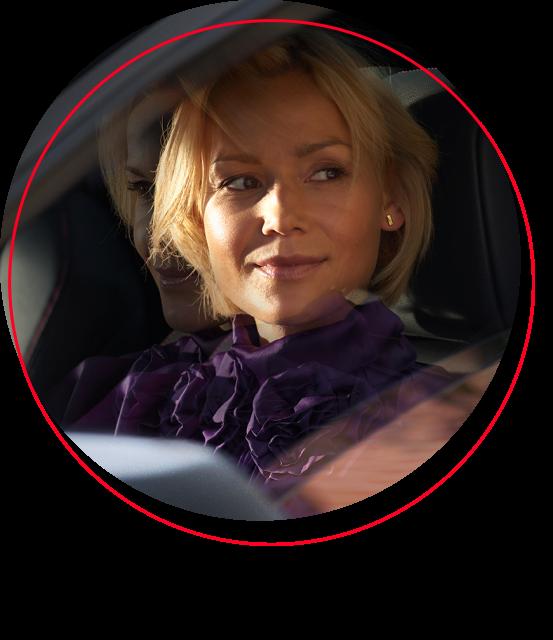 Immagine donna Lease per Drive