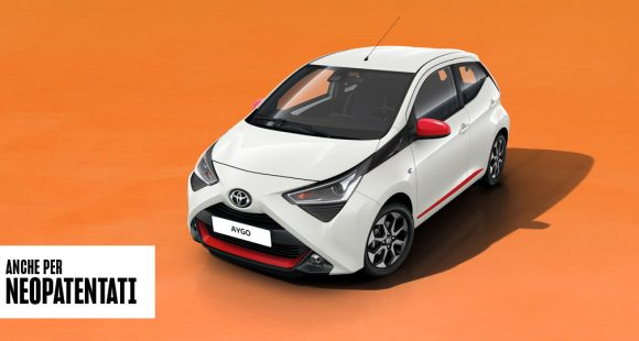 Aygo Connect x-fun MT