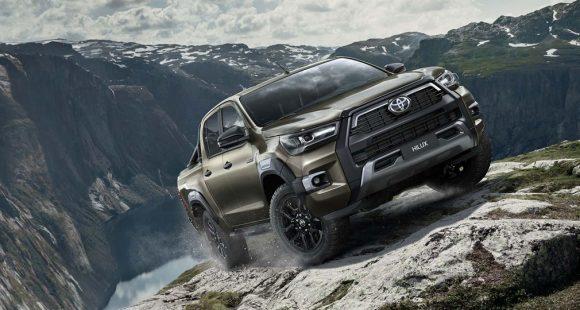 Nuovo Hilux – Toyota ProfessionalOmologazione autocarro
