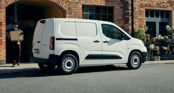 Nuovo PROACE CITY – Toyota Professional
