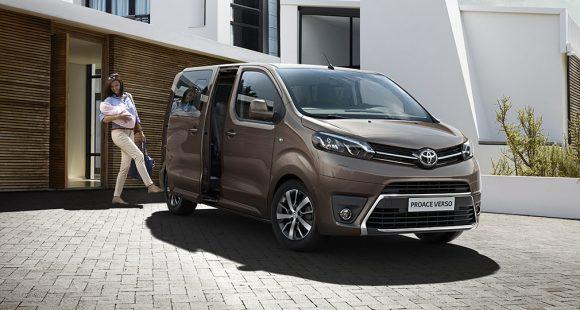Nuovo PROACE VERSO – Toyota Professional
